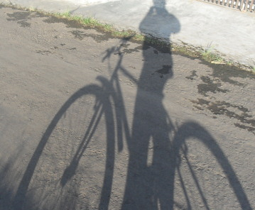 who is in the shadow?