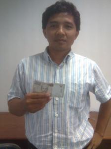 Uang 2000 rupiah baru